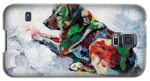German Shepherd 2 Galaxy S5 Case