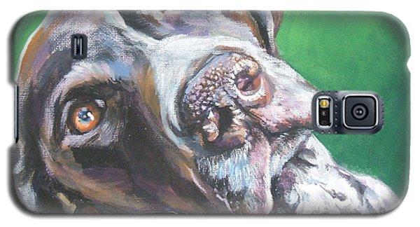 German Shorthaired Pointer Galaxy S5 Case