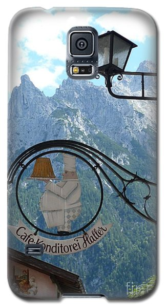 Germany - Cafe Sign Galaxy S5 Case