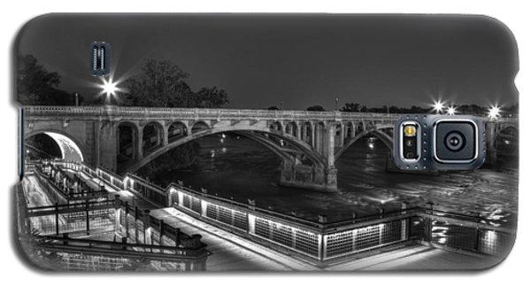 Gervais Street B-w Galaxy S5 Case