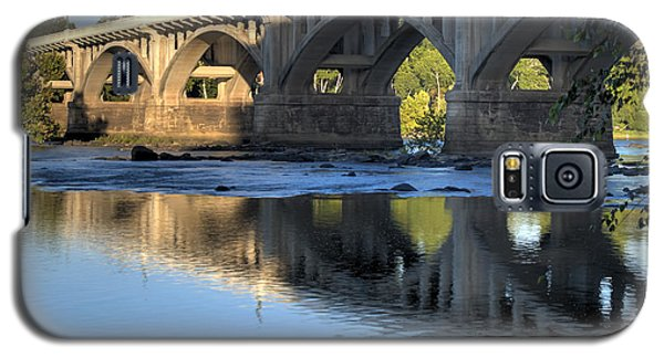 Gervais Street Bridge-1 Galaxy S5 Case