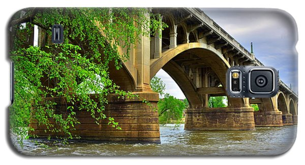 Gervais Street Bridge Galaxy S5 Case