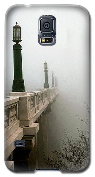 Gervais Street Bridge Galaxy S5 Case by Skip Willits