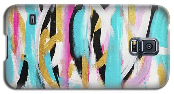 Get In Line 1 Galaxy S5 Case