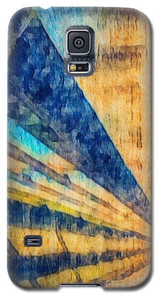 Get To The Point Galaxy S5 Case by William Wyckoff
