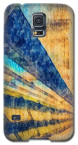 Galaxy S5 Case featuring the photograph Get To The Point by William Wyckoff