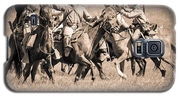 Gettysburg Cavalry Battle 7948s  Galaxy S5 Case