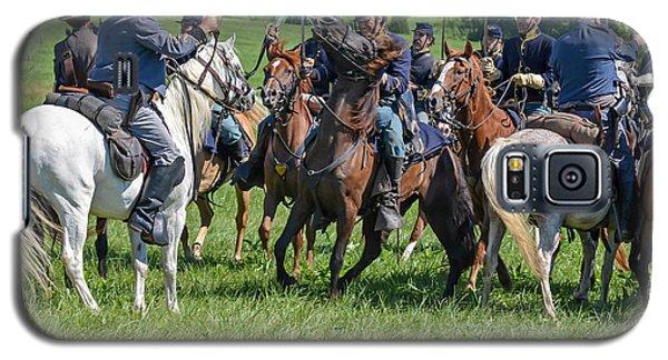 Gettysburg Cavalry Battle 7970c  Galaxy S5 Case