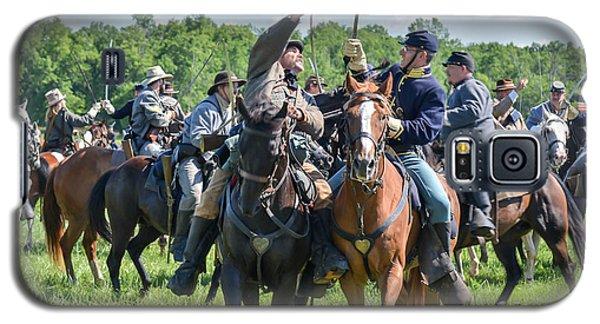 Gettysburg Cavalry Battle 7992c  Galaxy S5 Case