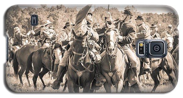 Gettysburg Cavalry Battle 7992s  Galaxy S5 Case