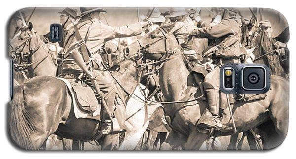 Gettysburg Cavalry Battle 8021s  Galaxy S5 Case