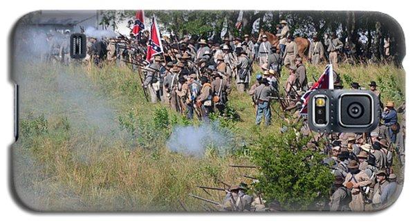 Gettysburg Confederate Infantry 8825c Galaxy S5 Case