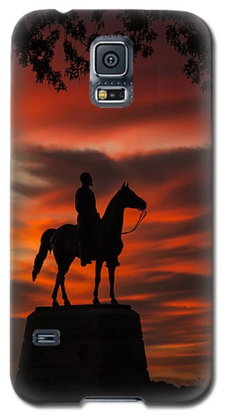 Gettysburg - Gen. Meade At First Light Galaxy S5 Case