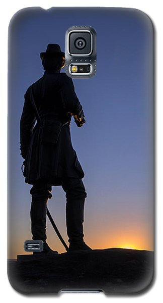 Gettysburg - Gen. Warren At Sunset Galaxy S5 Case