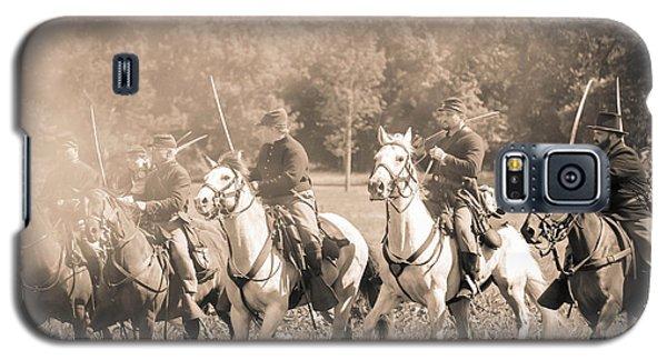 Gettysburg  Union Cavalry 7901s  Galaxy S5 Case