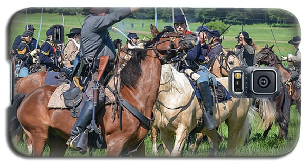 Gettysburg  Union Cavalry 7920c  Galaxy S5 Case