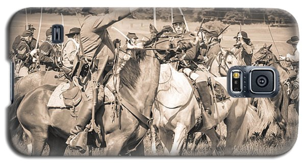 Gettysburg  Union Cavalry 7920s  Galaxy S5 Case