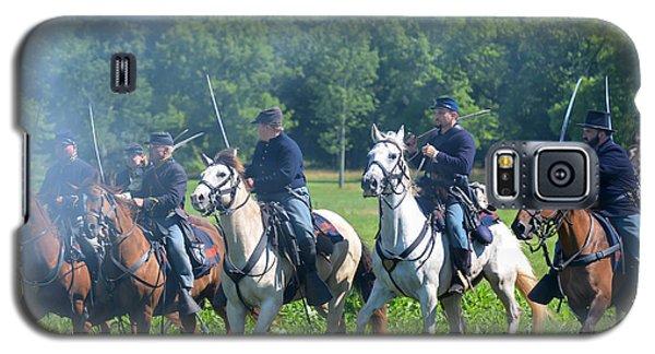 Gettysburg  Union Cavalry Galaxy S5 Case
