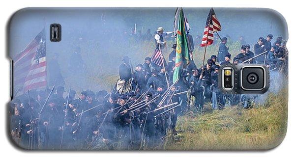 Gettysburg Union Infantry 8947c Galaxy S5 Case