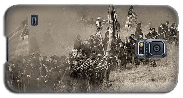 Gettysburg Union Infantry 8947s Galaxy S5 Case