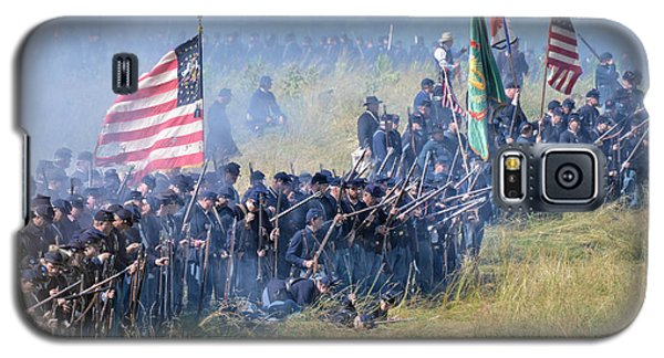 Gettysburg Union Infantry 8948c Galaxy S5 Case