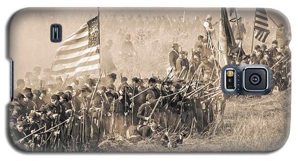 Gettysburg Union Infantry 8948s Galaxy S5 Case