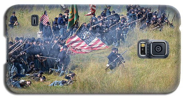 Gettysburg Union Infantry 8963c Galaxy S5 Case
