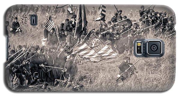 Gettysburg Union Infantry 8963s Galaxy S5 Case