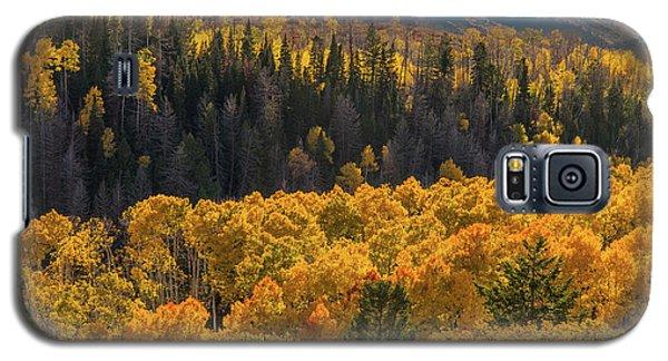 Geyser Pass Road, La Sal Mountains Galaxy S5 Case