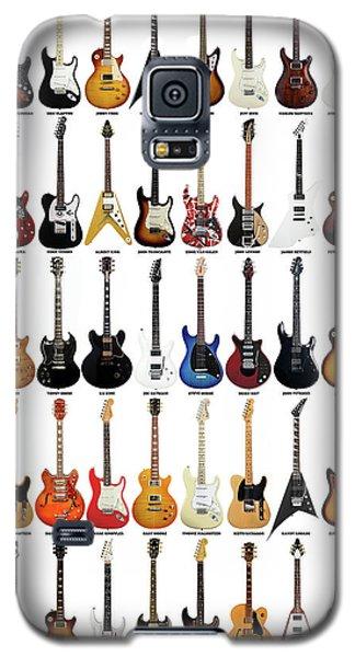 Guitar Legends Galaxy S5 Case