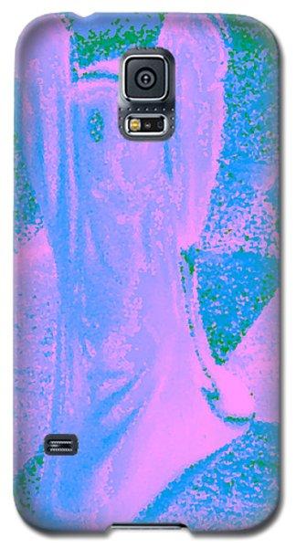 Ghost #4 Galaxy S5 Case