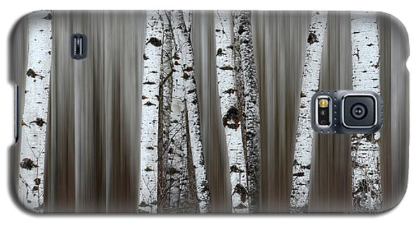 Galaxy S5 Case featuring the photograph Ghost Forest 1 by Bob Christopher