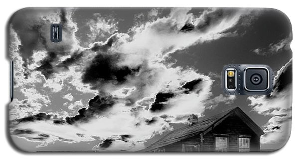 Galaxy S5 Case featuring the photograph Ghost House by Jim and Emily Bush