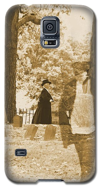 Ghost In The Graveyard Galaxy S5 Case