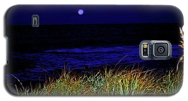 Ghost Moon Galaxy S5 Case