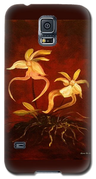 Ghost Orchids Galaxy S5 Case