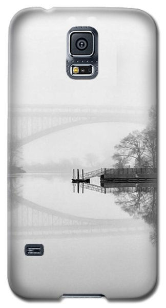 Ghost Galaxy S5 Case