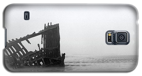 Ghost Ship Galaxy S5 Case by Joseph Skompski