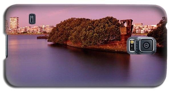 Ghost Ship Galaxy S5 Case