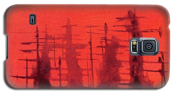 Ghost Ships Galaxy S5 Case