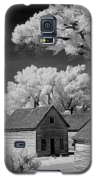 Ghost Town Bannack, Mt  Galaxy S5 Case
