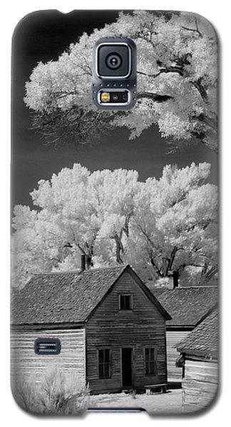 Ghost Town Bannack, Mt  Galaxy S5 Case