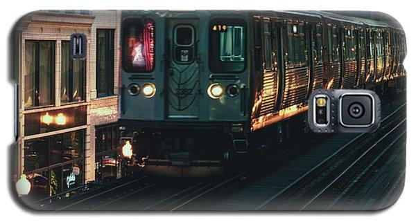 Ghost Train Galaxy S5 Case