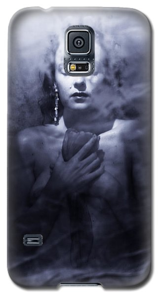 Ghost Woman Galaxy S5 Case