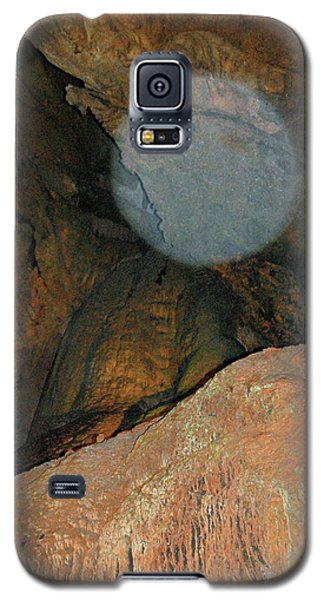 Ghostly Presence Galaxy S5 Case by DigiArt Diaries by Vicky B Fuller