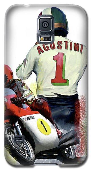 Giacomo Agostini  Ago Galaxy S5 Case