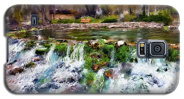 Giant Springs 1 Galaxy S5 Case