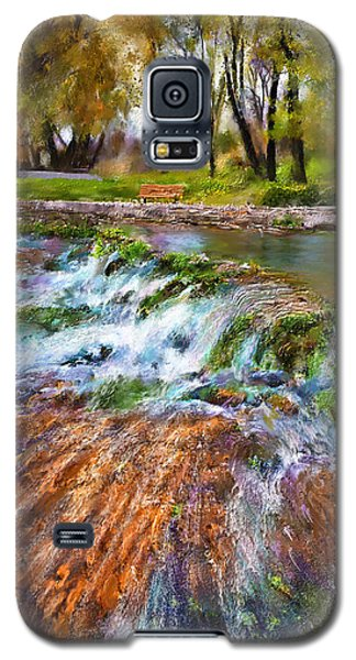 Giant Springs 2 Galaxy S5 Case