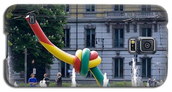 Giant Thread In Milan Galaxy S5 Case