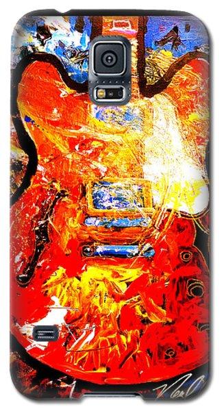 gibson ES-335 Galaxy S5 Case
